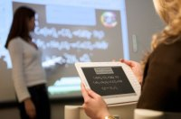 EBeam Whiteboard Delivers Notes To Kindle