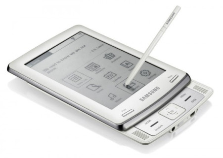 Samsung E60 e-book reader