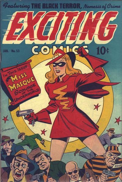 Public Domain Comic Book
